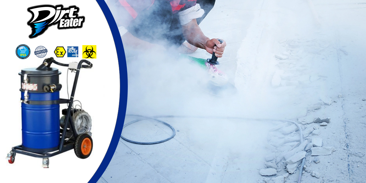 Reduce Dust Containing Crystalline Silica